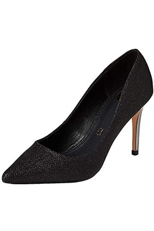 Buffalo Women's Fanny Closed-Toe Pumps, ( Mesh Metallic 001)