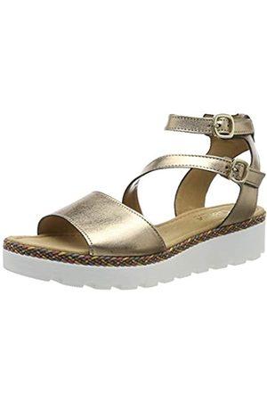 Gabor Shoes Women's Comfort Sport-Sandals Ankle Strap