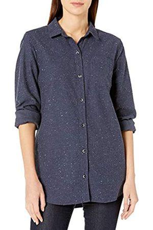 Goodthreads Heavyweight Flannel Long-sleeve Boyfriend Shirt Button