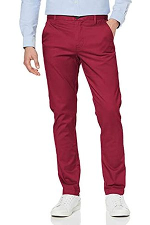 MERAKI Amazon Brand - Men's Stretch Slim Fit Chino Trousers