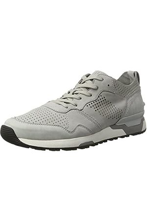 Crime london Men's Kobe Low-Top Sneakers, (Grau)