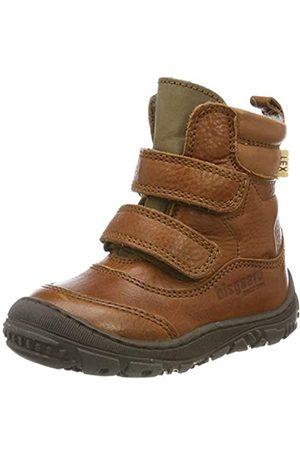 Bisgaard Boys' Evin Snow Boots, (Cognac 500)
