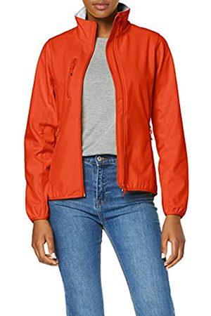 CliQue Women's Ladies Basic Softshell Jacket, ( Blood )