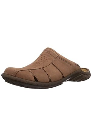 Josef Seibel Men's Logan 22 Clogs, (Nut 105)