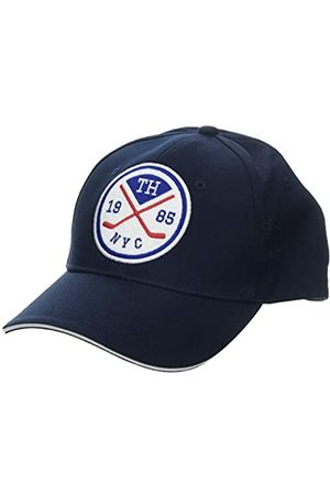 Tommy Hilfiger Men's Graphic Badge Cap Baseball