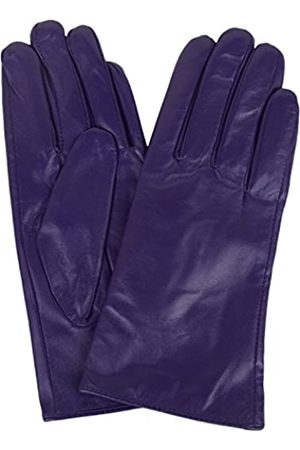 """SNUGRUGS Womens Butter Soft Premium Leather Glove with Warm Fleece Lining - - Small (6.5"""")"""