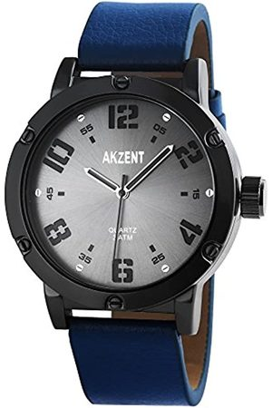 Akzent Men's Watch Analogue Various Materials SS7571800014 Quartz
