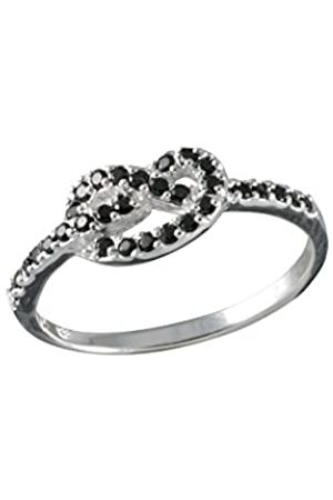 Canyon Ring-Sterling Cubic Zirconia R4191
