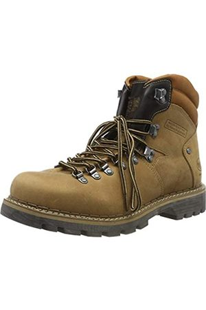 Dockers Men's 45nb004 Combat Boots, (Stone 420)