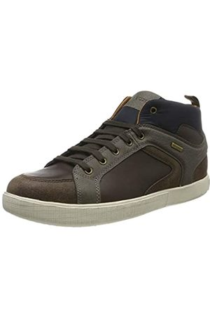 Geox Men's U TAIKI B ABX A Mid-cut Sneakers, ( /Mud C6044)