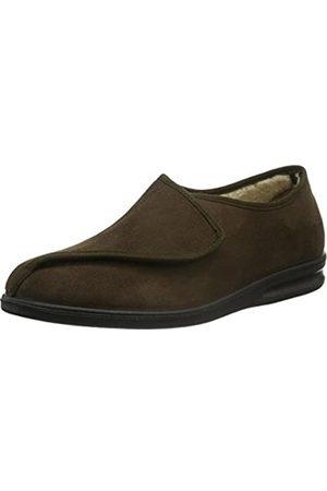 Romika Präsident 85 W, Men's Warm Lined Slippers, (mocca 304)