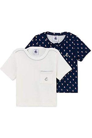 NEU! marine//weiß oder royalblau//weiß von Petit Bateau T-Shirt mit langem Arm