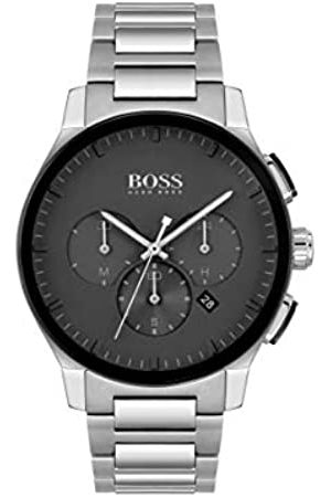 HUGO BOSS Men's Analogue Quartz Watch with Stainless Steel Strap 1513762