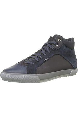 Geox Men's U KAVEN C Hi-Top Sneakers, (Navy C4002)