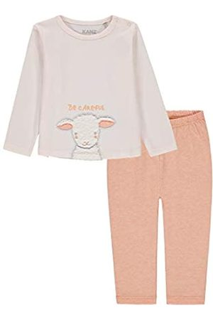 Kanz Baby Girls' 2 TLG. Set (T-Shirt 1/1 Arm + Leggings) Clothing|