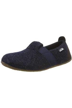 Living Kitzbühel Boys' T-modell Unifarben Slippers, (Nachtblau 590)