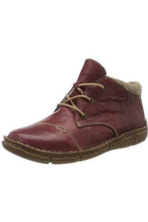 Rieker Women's Herbst/Winter Ankle Boots, (Merlot/Wood 36)