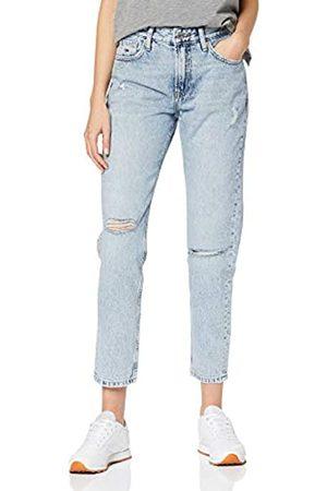 Tommy Hilfiger Women's HIGH Rise Slim IZZY Crop TJSLVR Jeans