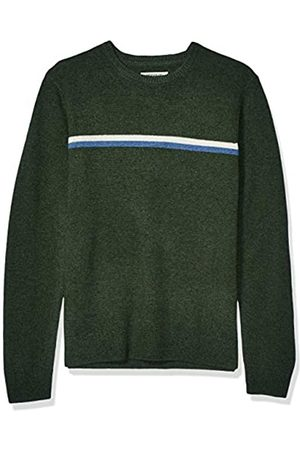 Goodthreads Lambswool Stripe Crewneck Sweater Chest