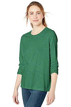 Goodthreads Vintage Cotton Long-sleeve Crewneck T-shirt Hunter
