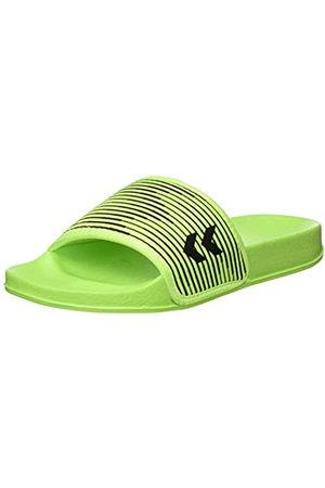 Hummel Unisex Adults' Pool Slide Beach & Pool Shoes, (Safety 5998)