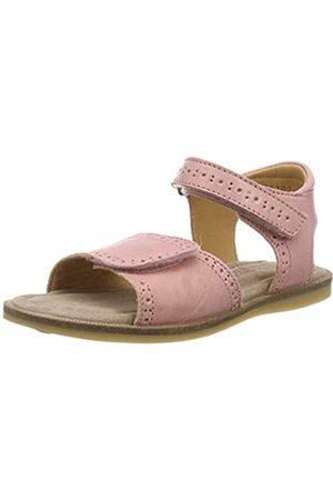 Bisgaard Girls' 70702.119 Ankle Strap Sandals, (Rose 705)