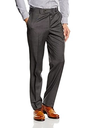 Roy Robson Men Straight Leg Suit Pants 5024 - 0340, Gr. W38 / L36 (manufacturer size: 110)