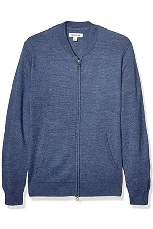 Goodthreads Merino Wool Bomber Sweater Denim