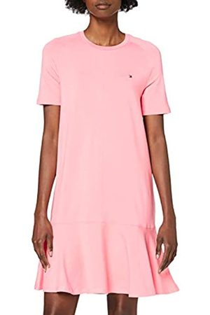 Tommy Hilfiger Women's Tiffany Relaxed C-NK Dress SS
