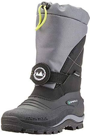 Spirale Unisex Kids' Sascha Snow Boots, (Schwarz Spiratex 090)