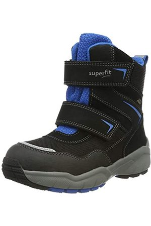 Superfit Boys' Culusuk 2.0 Snow Boots, (Schwarz/ 01)