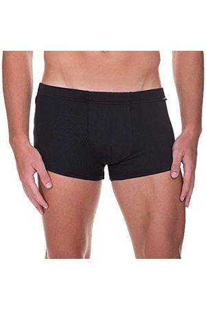 Bruno Banani Men's Hipshort Rib Made Boxer Shorts