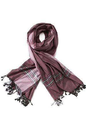 Kikoyland Men's Scarf - - Violett (Violett) - One size