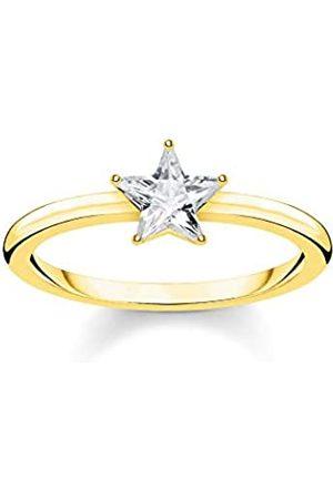 Thomas Sabo Women Vermeil Ring TR2270-414-14-54