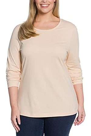 Ulla Popken Women's Nkfrudy Ls Knit Long Sleeve Top
