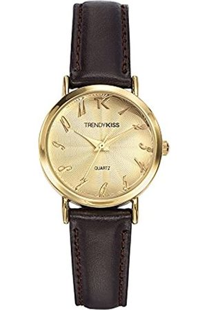 TrendyKiss Trendy Kiss Womens Analogue Quartz Watch with Leather Strap TG10079-07
