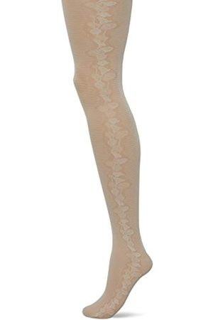 Kunert Women's Floral Tendril Tights, 40 DEN