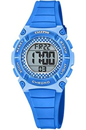 Calypso watches Unisex Adult Digital Quartz Watch with Plastic Strap K5756/2
