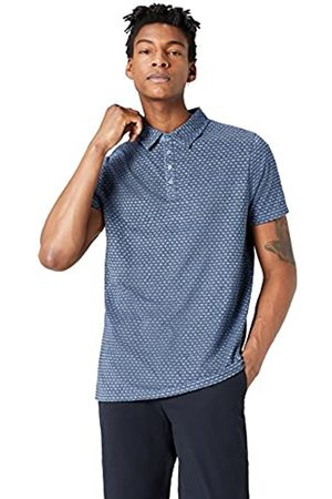 find. Men's Graphic Print Polo Shirt