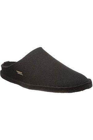 Haflinger Flair Soft, Unisex Adult Unlined Slippers, Gray (Gray / Graphite)