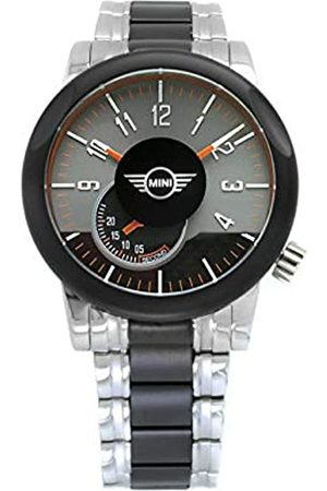Boden Mini Unisex Adult Analogue Classic Quartz Watch with Stainless Steel Strap SM-012