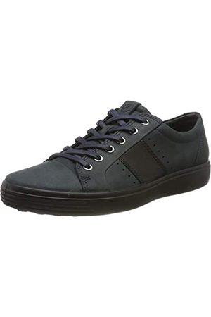 Ecco Men's Soft 7 M Low-Top Sneakers, (Marine/ 50545)
