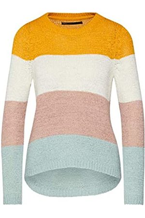 Only Women's Onlgeena L/s Block Pullover KNT Noos Sweater