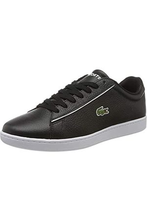 Lacoste Men's Carnaby Evo 120 2 SMA Trainers, (Blk/Wht 312)