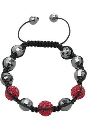 Carlo Monti Women's Bracelet Shamballa Inspired Length Adjustable