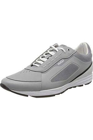 HUGO BOSS Men's Hybrid_Runn_mxrb Low-Top Sneakers, (Medium 030)