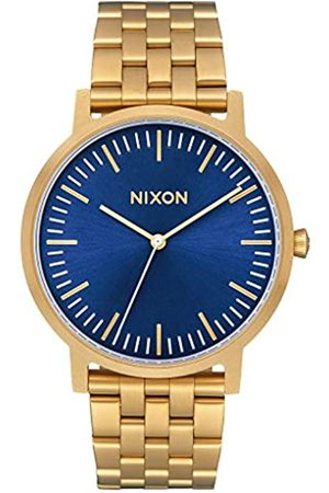 NIXON Men's Analogue Quartz Watch with Stainless Steel Strap A1057-2735-00