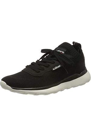 s.Oliver Men's 5-5-13642-34 Low-Top Sneakers, ( 001)