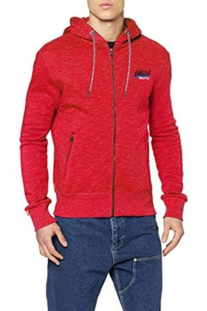 Superdry Men's Orange Label Cali Ziphood Hoodie