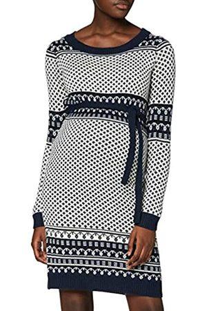 Mamalicious Women's Mljoy L/S Knit Abk Dress